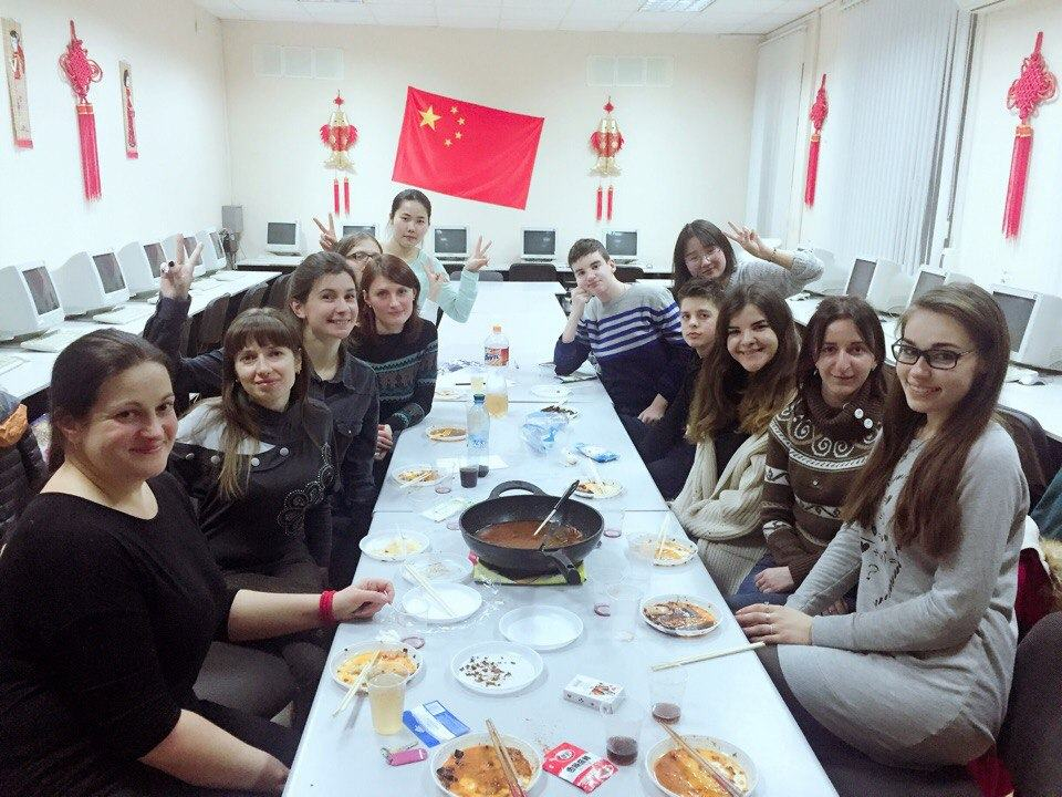 Celebrating Ukrainian New Year in Chinese traditions at PUET (1)