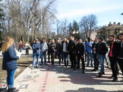 LEARNING  HISTORICAL AND CULTURAL HERITAGE OF POLTAVA